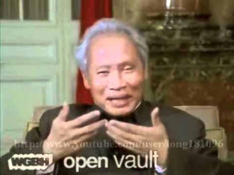Phỏng vấn cố thủ tướng Phạm Văn Đồng