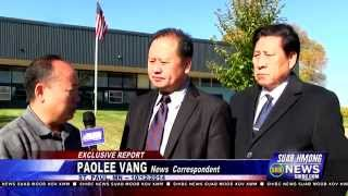 Suab Hmong News:  Senator Foung Hawj Will Be In Wisconsin October 13&14, 2014