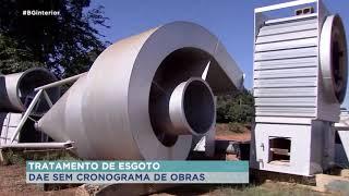 Audiência Pública discutiu o andamento da obra da estação de tratamento de esgoto da cidade