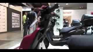 6. 2014 Yamaha BWS 50 Scooter Walkaround