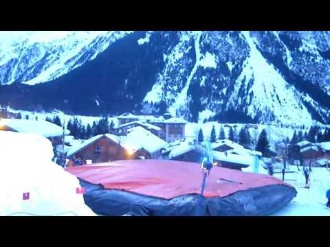 Big Air Bag - Pralognan la Vanoise