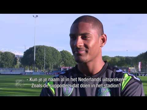 FC Utrecht TV: Interview met Haller