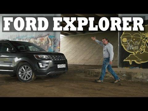 Ford эксплорер технические характеристики фото