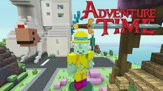 Minecraft - Adventure Time - Magic Man by Stampy