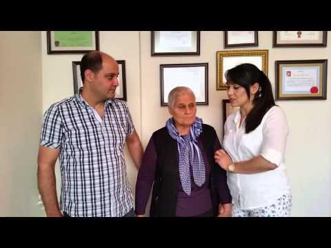 HATİCE ŞAHİN - Hidrosefali Hastası - Prof. Dr. Orhan Şen