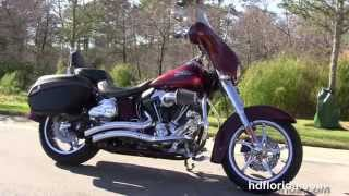 7. Used 2012 Harley Davidson FLSTSE3 CVO Softail Motorcycles for sale
