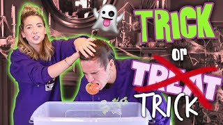 Video TRICK OR TRICK WITH MY SISTER MP3, 3GP, MP4, WEBM, AVI, FLV September 2018