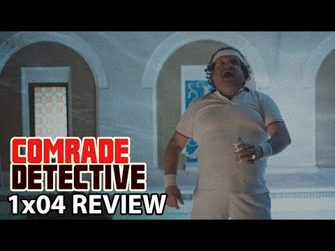 Comrade Detective Season 1 Episode 4 'Two Films for One Ticket' Review