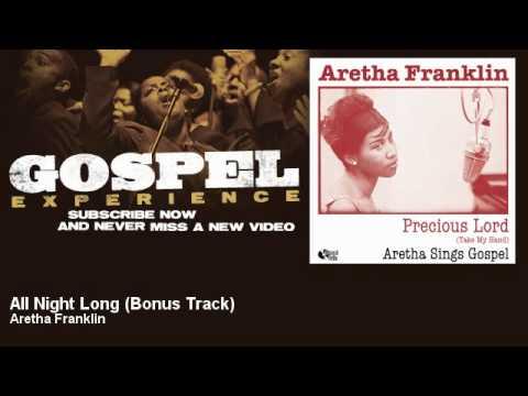 Tekst piosenki Aretha Franklin - All Night Long po polsku