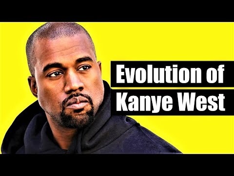 The Evolution Of Kanye West [1996 - 2018]