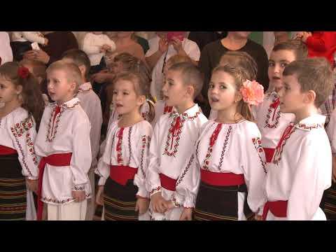 Grădinița de copii din localitatea Petrești a fost vizitată de președintele țării