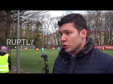 צפו:משחק כדורגל ל- 24 שעות ממושכות בהשתתפות 600 שחקנים