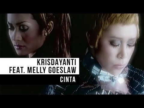 "Download Lagu Krisdayanti Feat Melly Goeslaw - ""Cinta"" (Official Video) Music Video"