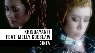 "Video Krisdayanti feat Melly Goeslaw - ""Cinta"" (Official Video) MP3, 3GP, MP4, WEBM, AVI, FLV Oktober 2018"
