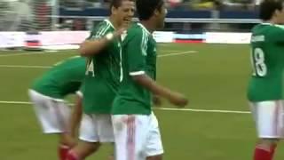 (TV BRASILEÑA) Golazo de Giovani Dos Santos - Mexico vs Brasil 2012