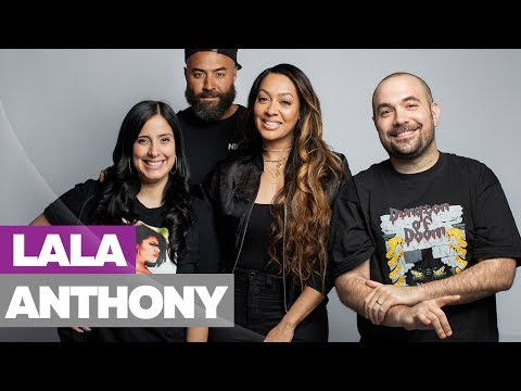La La Anthony Opens Up On Carmel