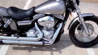 10. 2009 FXDB DYNA STREET BOB OLD SCHOOL HARLEY-DAVIDSON FOR SALE IN BRANDON FLORIDA USA