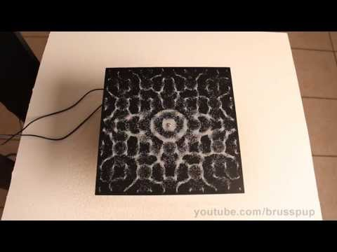 你知道音頻的形狀嗎~這些圖案也太美了!