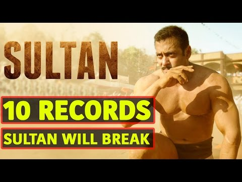 10 Times Salman Khan Himself Created Records To Be