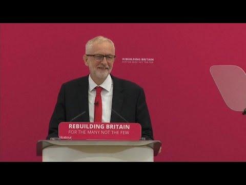 Großbritannien: Labour-Chef Corbyn warnt vor No-Deal- ...