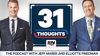 31 Thoughts Podcast - Can Ovechkin Break Gretzky's Goal Record? - Dec 13, 2018 by Sportsnet Canada