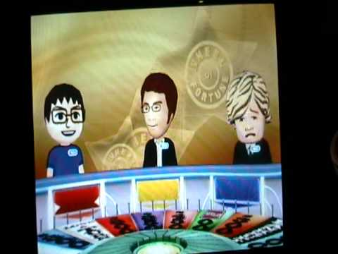 Wheel of Fortune Game 4 Part 1