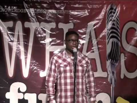 Lil Rel - Freestyle Comedy
