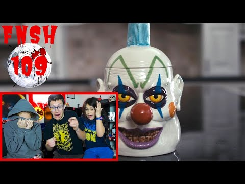 """Kookie"" Horror Short Film REACTION [FNSH 109]"