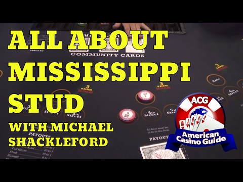"All About Mississippi Stud with Gambling Expert Michael ""Wizard of Odds"" Shackleford"