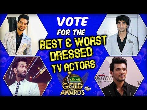 Harshad Chopda, Nakuul Mehta | Vote For Best & Wor