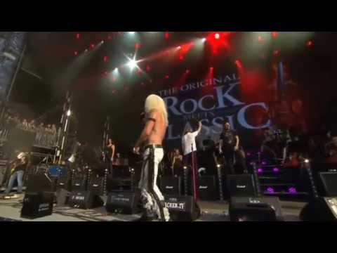 Highway To Hell-Dee snider Michael kiske Joe Lynn Turner feat Rock Meet Classic WACKEN 2015 (видео)