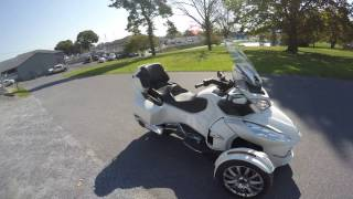 6. 2013 Can Am Spyder RT Limited Test Drive