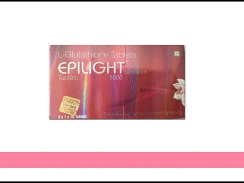 Epilight Advance Skin Lightening Tablets : ClickOnCare