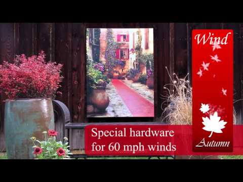 Video for Pete's Bar: 30 x 40-Inch Outdoor Canvas Art