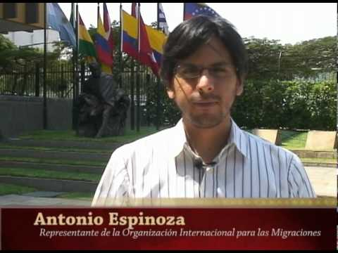 Migraciones laborales andinas