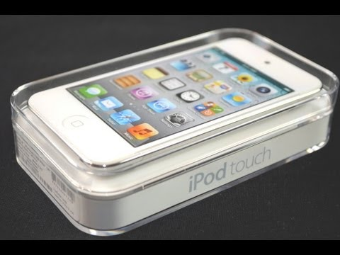 ipod touch 4g unboxing - The iPod Touch 4G receives a new white color option and a lower price, but is otherwise carried over with the same internal hardware and display. In this vid...
