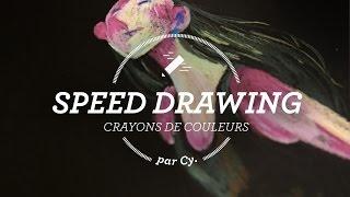 Video Speed drawing - La Baigneuse MP3, 3GP, MP4, WEBM, AVI, FLV Agustus 2017
