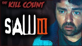 Saw III (2006) KILL COUNT