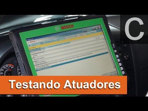 Dr CARRO Teste de Bicos, bobinas, Atuador Marcha Lenta, Relês e outros Atuadores