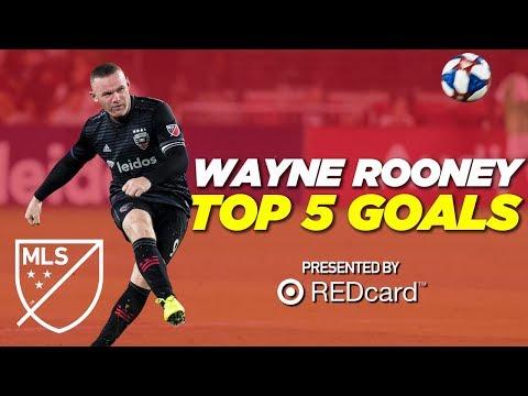 Video: Wayne Rooney's Top 5 Goals!