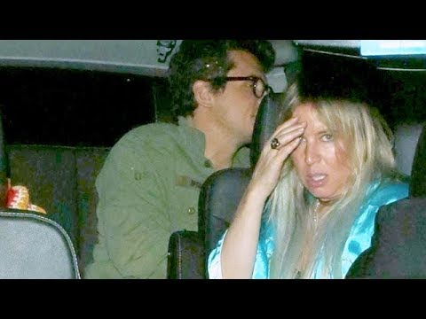 John Mayer Scores A Date With A Mystery Girl