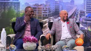 Video Sunday with EBS: Netsanet Workneh and Seifu Fantahun MP3, 3GP, MP4, WEBM, AVI, FLV Maret 2019