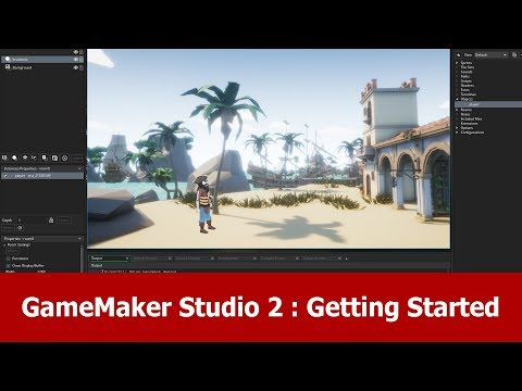 GameMaker Studio 2 Tutorial : Getting Started