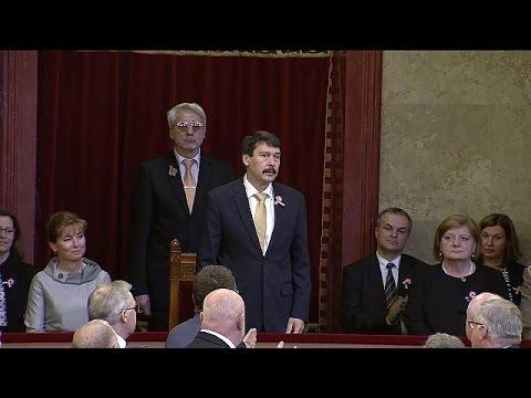 Ανανέωσε τη θητεία του ο Ούγγρος πρόεδρος