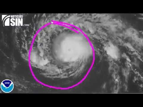 Huracán Irma categoría 3 podría afecta la parte noreste del país
