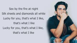Alex Aiono - Thats What I Like, Location [Lyrics][Bruno Mars, Khalid]