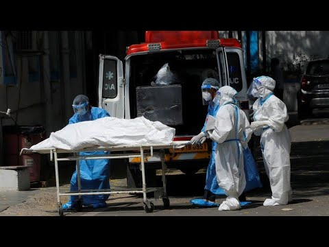 Thousands of unreported COVID-19 deaths emerge in India