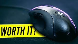Best Mouse from Logitech? Logitech MX 518 Legendary Review!