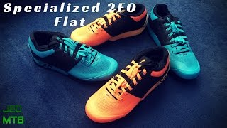 A look at some Specialized 2FO Flat MTB shoes.Clipless version https://youtu.be/ME2yu5lU8Mc