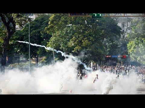 Βενεζουέλα: «Ιστορική διαδήλωση» κατά Μαδούρο